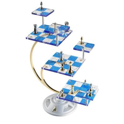 tru-dimensional chess